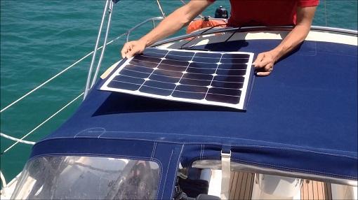 Teknelerde G 252 Neş Enerjisi